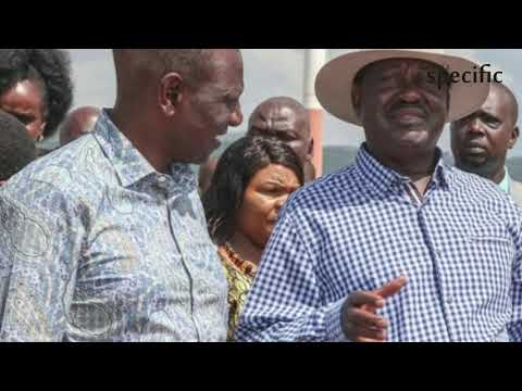 Raila using war with Ruto to finish Uhuru | Kenya news today