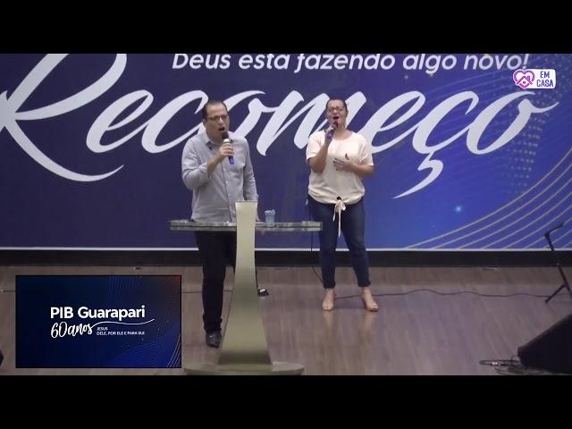 Culto Primeira Igreja Batista em Guarapari  12/11/2020 às 19h30