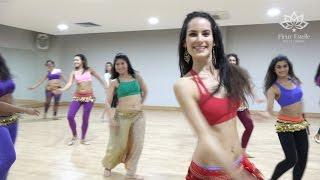 Level 5 Belly Dance @ Fleur Estelle Dance School to Konstantinos Kotoulas (Bellyndas)
