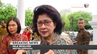 Gempa Aceh, Menkes: Staf Kami Sudah Bergerak