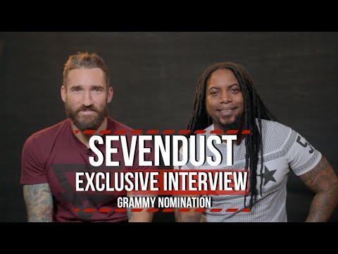 Sevendust Talk Grammy Nomination