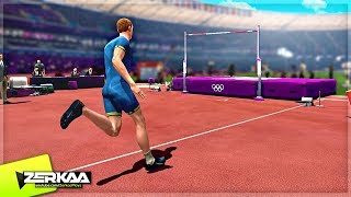One of ZerkaaPlays's most viewed videos: MY BEST EVER HIGH JUMP?! (London 2012)