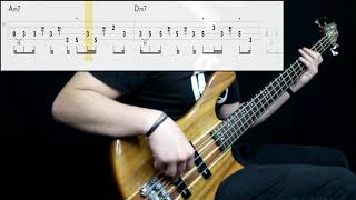 Shoji Meguro (Persona 5) - The Whims Of Fate (Bass Cover) (Play Along Tabs In Video)