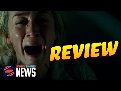 A Quiet Place - Review!