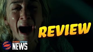 A Quiet Place - Review!