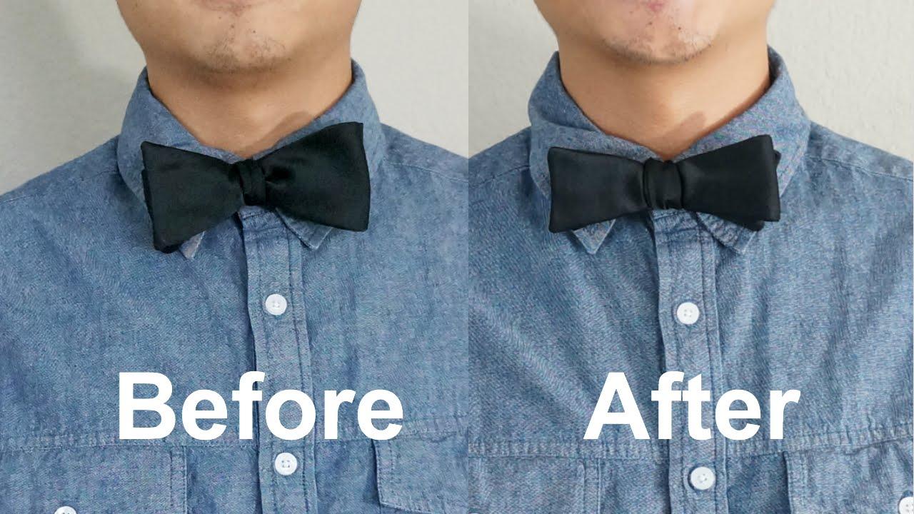 Quick fix slim bow tie coolirpa youtube quick fix slim bow tie coolirpa ccuart Choice Image