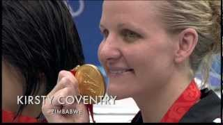 Kirsty Coventry -- Natation -- Pékin 2008