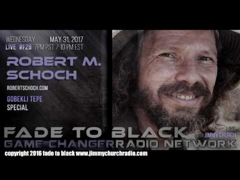 Ep. 666 FADE to BLACK Jimmy Church w/ Dr. Robert Schoch : Schoch and Awe Special GT : LIVE