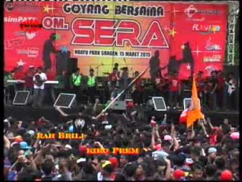 OM. SERA - DIKIRO PREMAN (SUKIR GENK) - SARAH BRILLIANT