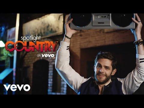 "Spotlight Country - Thomas Rhett's ""Crash and Burn"" (Spotlight Country)"