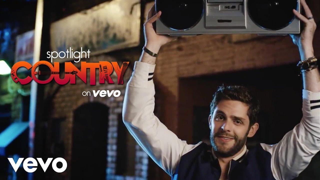 Spotlight Country Thomas Rhetts Crash And Burn Spotlight Country