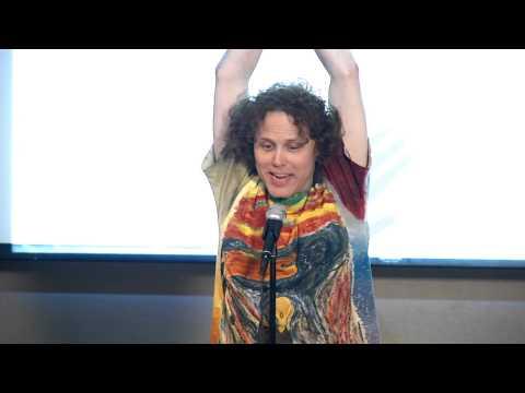 Arkansas Arts Center Ekphrastic Poetry Slam 2013: Doug Shields Round 2
