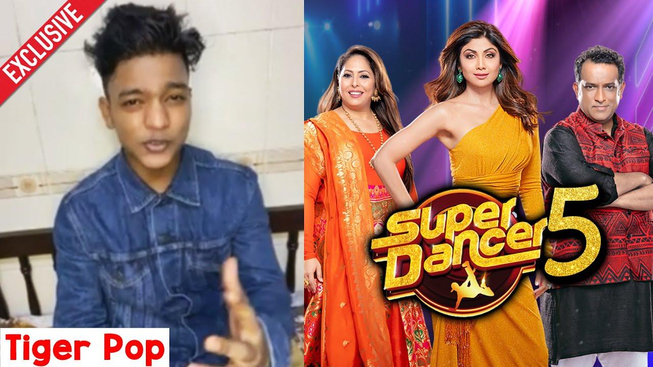 Agle Saal Super Dancer 5 Me Tiger Pop Ban Sakte Hai Super Guru | India's Best Dancer Winner