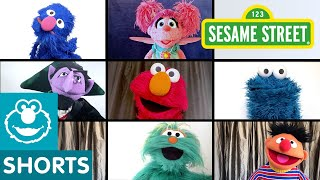 Sesame Street: Special National Doctor's Day Message | #CaringForEachOther