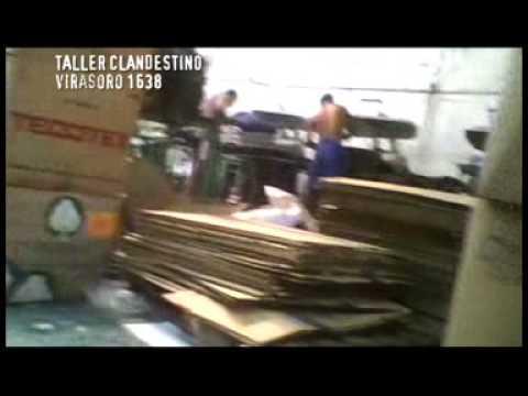 AWADA EXPLOTA TRABAJADORES EN TALLERES CLANDESTINOS