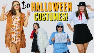 Halloween Costumes You Can Make From Your Closet!
