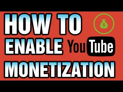 How to Enable Monetization on YouTube Urdu Hindi Tutorial