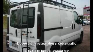 Renault trafic occasion visible à Portet-sur-garonne présentée par Look autos