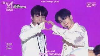 X1 - Like Always (웃을 때 제일 예뻐) (Indo Sub) [ChanZLsub]