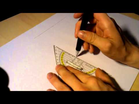 Tutorial Zeichnen lernen – 1 Fluchtpunkt Perspektive