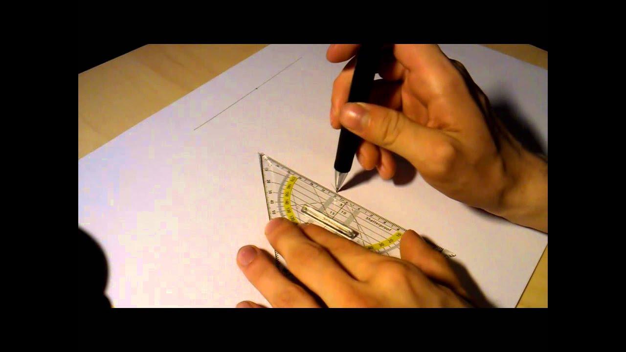 tutorial zeichnen lernen 1 fluchtpunkt perspektive youtube. Black Bedroom Furniture Sets. Home Design Ideas
