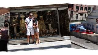 Слайдшоу свадебного путешествия Италия (italia 2013)