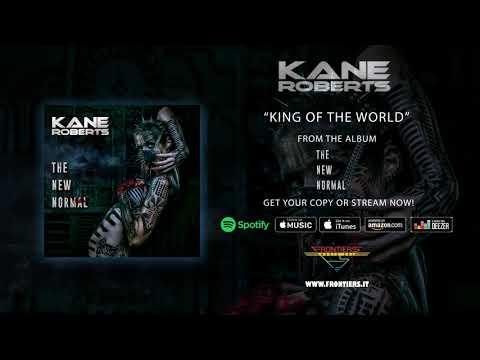 "Kane Roberts - ""King Of The World"" feat. Nita Strauss (Official Audio) #RockAintDead"