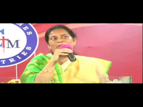 Harry Gomes Sunday Service Coimbatore (Date 01-10-2017) Part 01