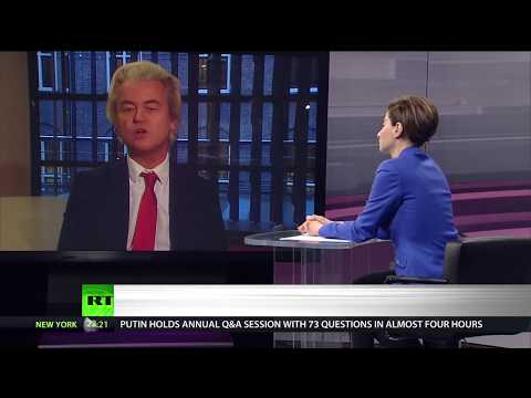 'I do not believe in moderate Islam, but I do believe in moderate people' - Geert Wilders (SophieCo)