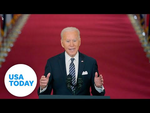 Pres. Biden delivers remarks on his American Rescue Plan | USA TODAY