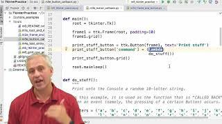 Python ev3dev - 03 MQTT - 03 Tkinter Buttons