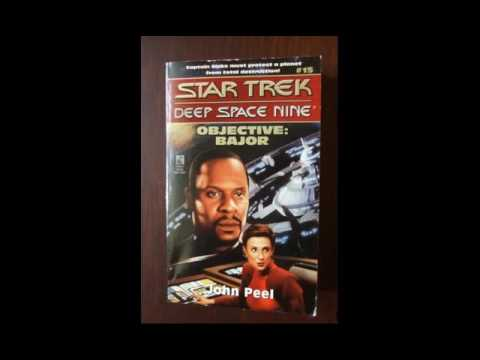 Star Trek Objective Bajor Audiobook Chapters 1-6 by John Peel