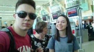 FLIGHT DAY! - Kazakhstan Trip Day 1