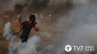 Ситуация обострилась: палестинцы совершили четыре нападения на Израиль   TВ7 Новости Израиля  