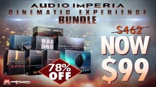 Скачать Audio Imperia Cinematic Experience Bundle EXTENDED VERSION