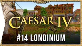 Caesar IV ► Mission 14 Londinium - Classic City-building Nostalgia [HD Campaign Gameplay]
