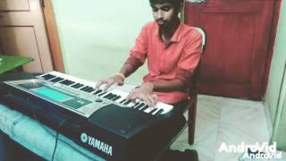Sirikkadhey song from remo in keyboard