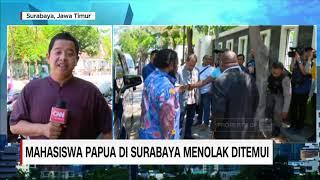 Mahasiswa Papua di Surabaya Menolak Ditemui