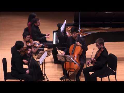 Franck Piano Quintet in F minor- Ravinia Festival 2015