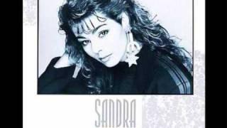 """SANDRA - Midnight Man / 12"""" Extended (STEREO)"""