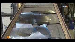Recycling von Silber aus Fotochemikalien