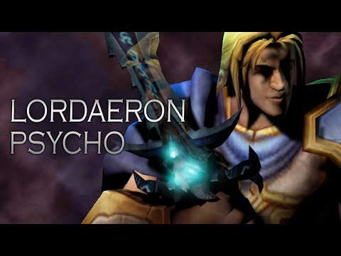 Arthas Kills His Father: Lordaeron Psycho (WoW Machinima)