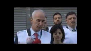 İstanbul Eczacı Odası- Saldırıya Uğrayan Eczanenin Önünde Yapılan Basın Açıklaması