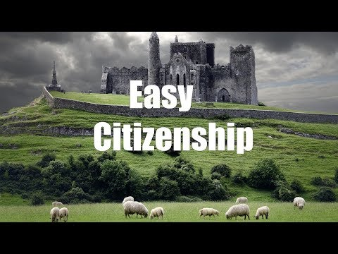 Four Countries where you can get Easy Citizenship.