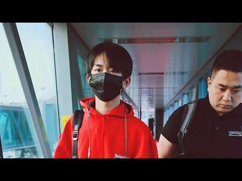 [171012] TFBOYS from Beijing go shanghai