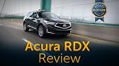 2019 Acura Rdx First Drive Edmunds Youtube