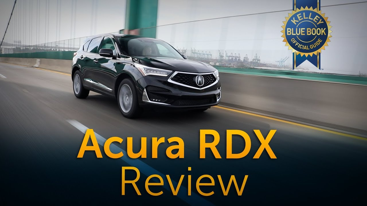 2019 Acura Rdx Review Road Test