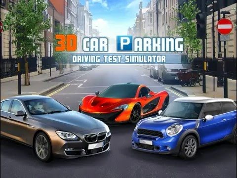 Car Parking Driving Simulator Game - Real Monster Truck Test Drive Park Sim Racing Game iOS Gameplay