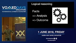 Developer under influence - Voxxed Days Singapore 2018