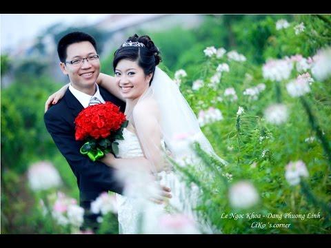 ♥ Slide ảnh cưới Ngọc Khoa - Phương Linh :) ♥